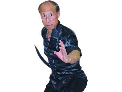 Satin Hung Ga Uniform
