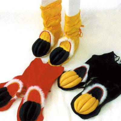 Lion Dance Shoe Cover (Style SL-16)