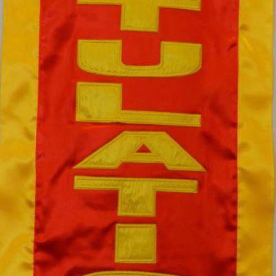 Congratulations-Banner (Style BA-02A)